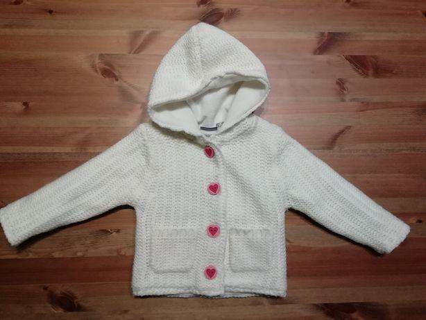 Elegancki sweterek Lupilu 2-6mies.