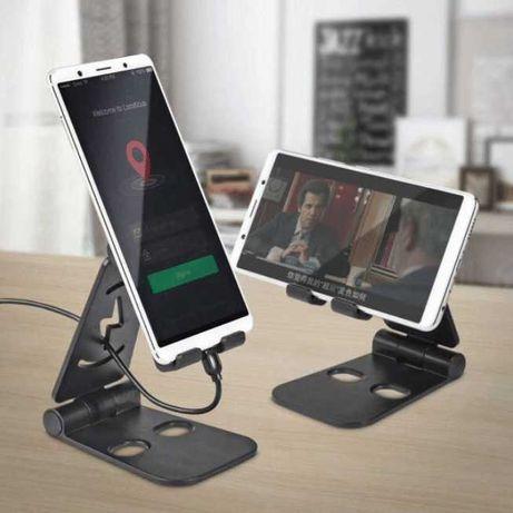 Подставка для телефона, планшета складная,держатель планшет, смартфон