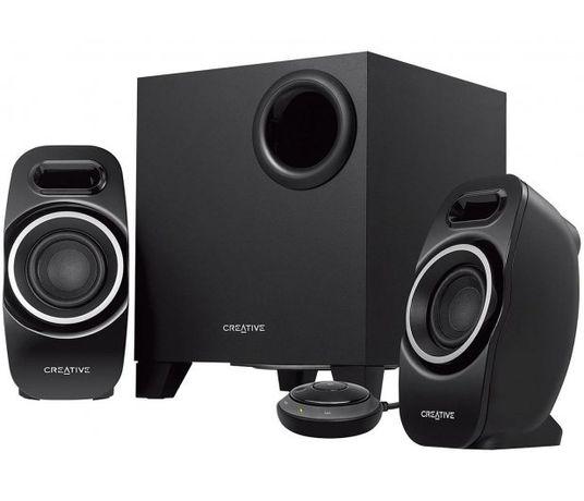 Głośniki - Creative 2.1 T3250W, bezprzewodowe / przewodowe