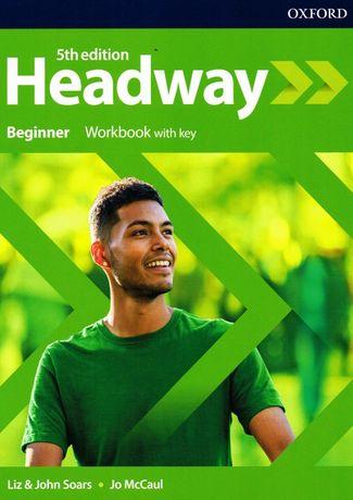 New Headway 5th Edition Beginner Workbook