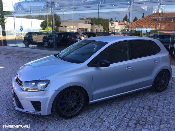 VW Polo Tdi R-line
