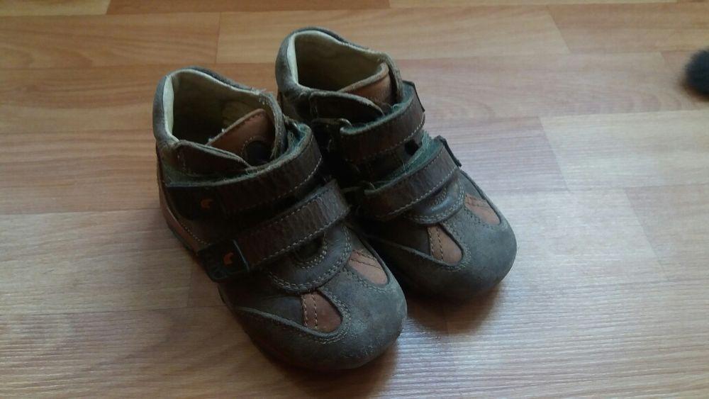 Демисезонные ботинки Primigi  24 р. Днепр - изображение 1