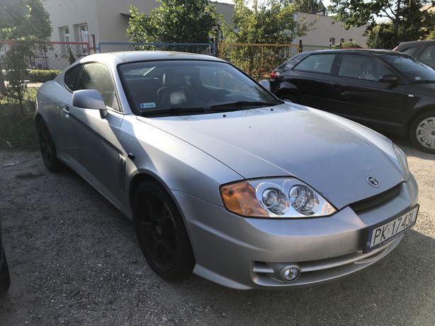 Hyundai Coupe 2.0 benzyna 136 KM