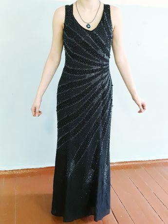 Выпускное, вечернее платье 48-50 р