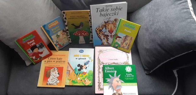 Zestaw ksiazek dla malych dzieci