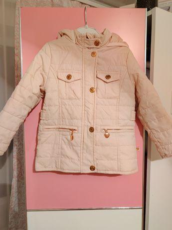 Куртка на девочку Осенняя