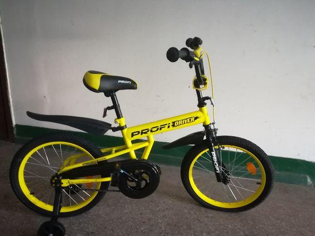 Велосипед колеса 18 дюймов.Для детей от 5-х лет (рост выше 107 см)