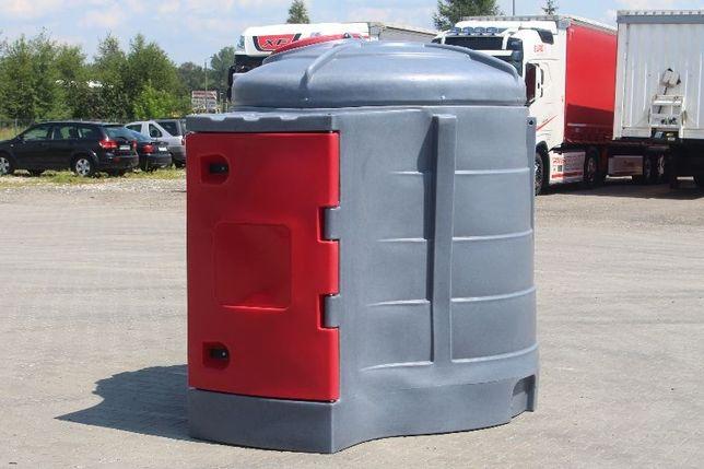 Zbiornik JFC dwupłaszczowy na paliwo, olej napędowy (ON) 2500 L - CPN