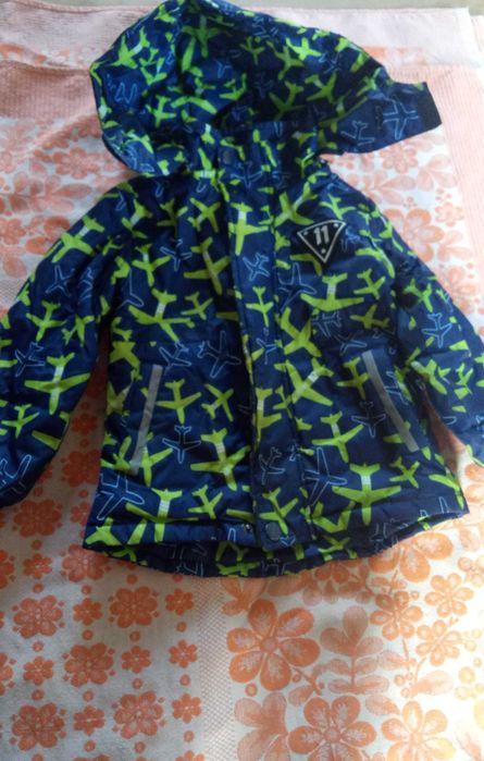 Куртка демисезонная Запорожье - изображение 1