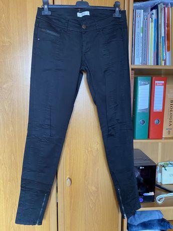 Czarne dżinsy
