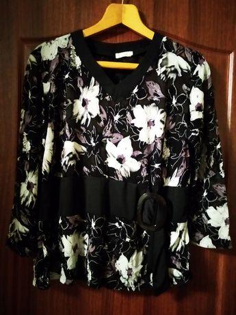 Блуза кофточка размер 50-52