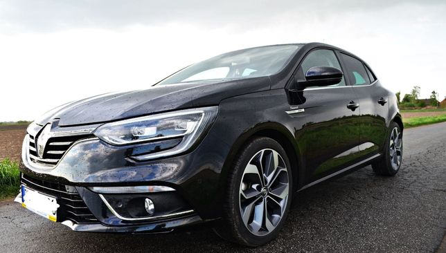 Koła Renault Megane IV, 18cali