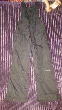 Продам теплые штаны - комбинезон Columbia