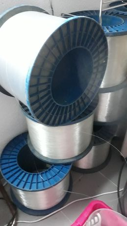 Fio de nylon 0.50 mm rolo de 10000 metros