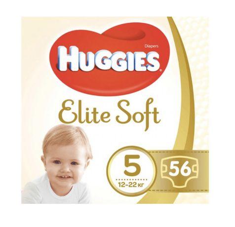 Подгузники Huggies Elite Soft 56шт