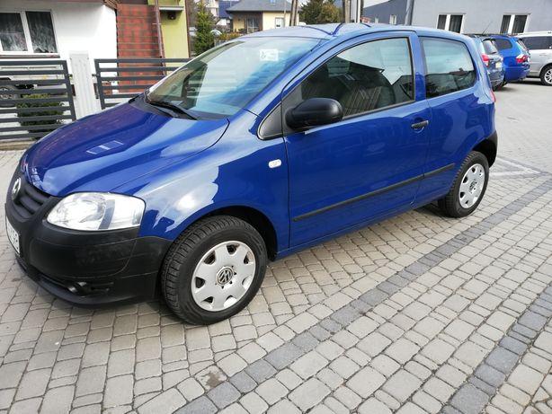 VW Fox 1.2 b 2008 r.