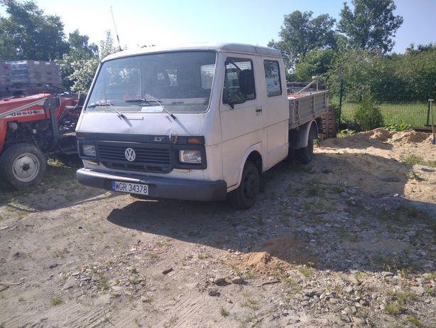 Volkswagen LT 35 DOKA skrzyniowy