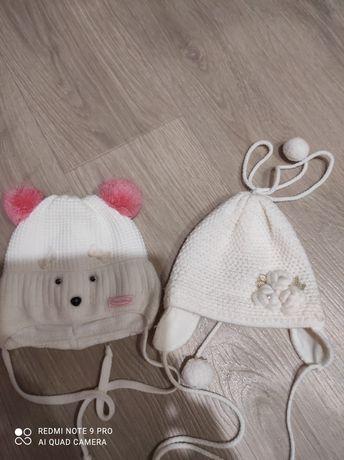 Детские шапочки для самых маленьких
