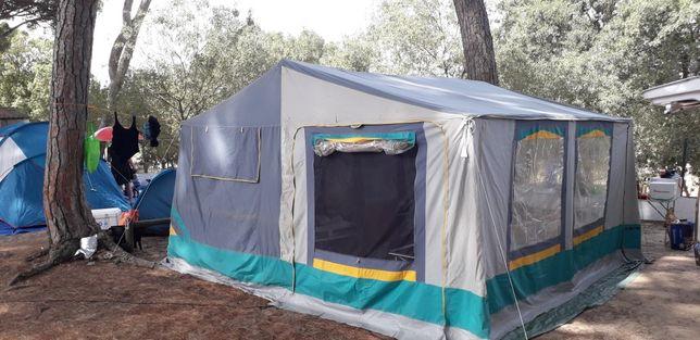 Auto-tenda impecável