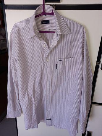 Camisas Zara e Giovanni Galli