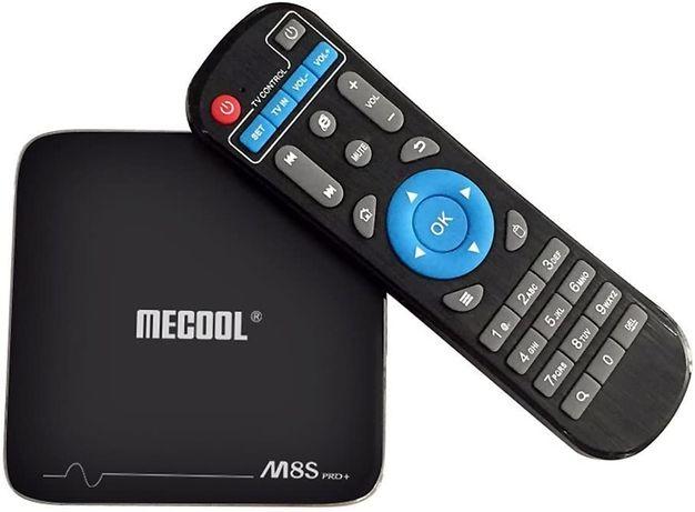Android Smart tv m8s pro plus