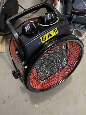 Пушка тепловая электрическая Edon TVZ-3000 дуйка,обогреватель,керамика