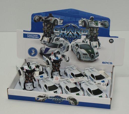 Transrobot - transformers, autko 2w1, robot