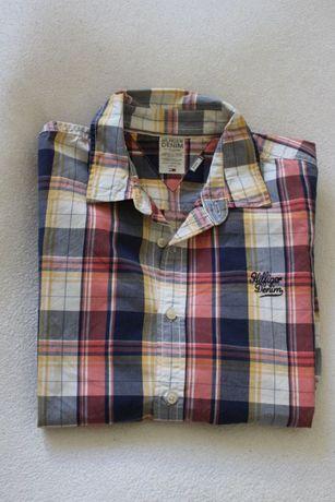 bawełniana koszula Tommy Hilfiger m