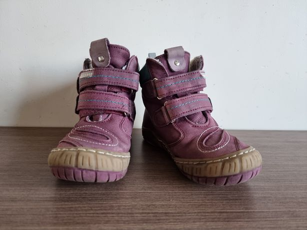 Buty zimowe trzewiki dziecięce rozm 27 REN BUT gratis kapcie