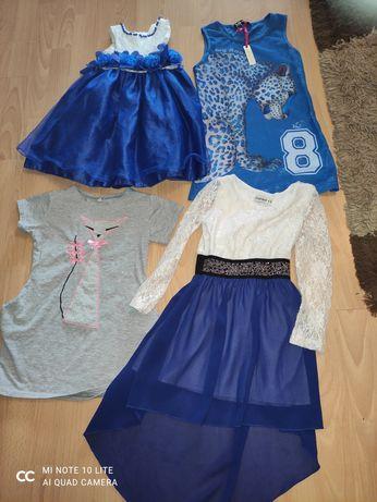 Sukienki śliczne na 110