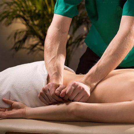 Массаж с мануальной террапией