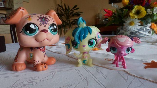 Zabawki-LPS 5 szt