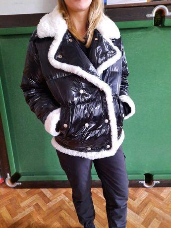 Куртка женская оверсайз евро зима. СРОЧНО.