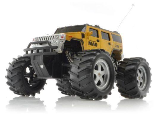 Samochód Monster Truck Gumowe opony Aktywne zawieszenie Wysyłka 0zł