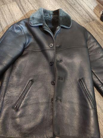 Куртка мужская дубленка