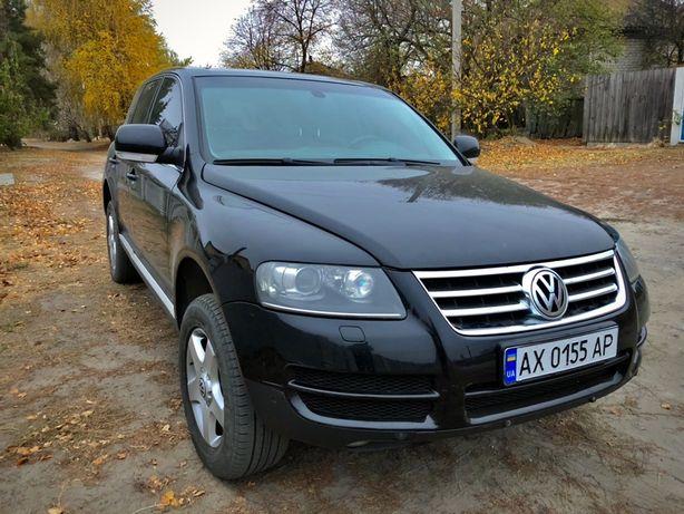 Volkswagen Touareg 3.2 Возможен обмен .