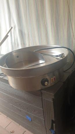 Wielka elektryczna  patelnia/wok idealna  do gastronomii