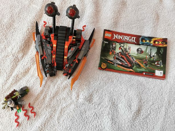 Klocki Lego Ninjago 70624