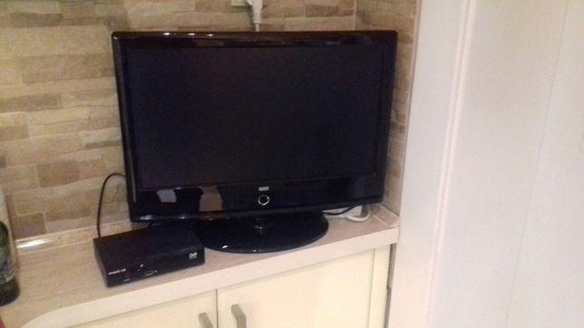 Telewizor 22 cale Sweex z wbudowanym DVD