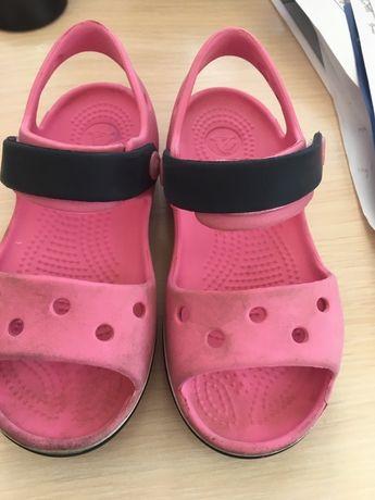 Сандали crocs c10