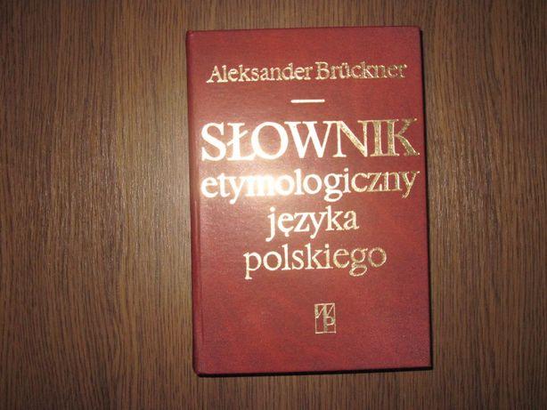 Etymologiczny słownik języka polskiego Етимологічний словник польської