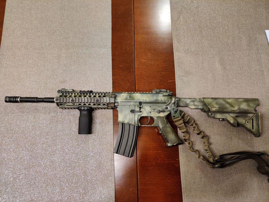 ASG Specna Arms M4 li-po 430fps Nadarzyn - image 1