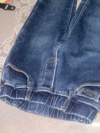 Теплые зимние штаны для девочки