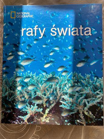 Rafy Świata National geographic album jak nowy