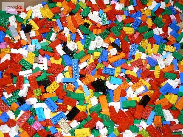 Skup klocków Lego zestawów mixów na wagę zobacz dojazd !
