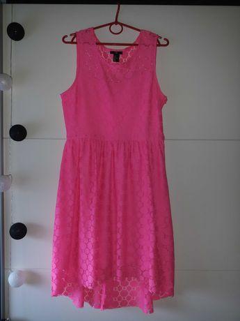 Sukienka różowa H&M