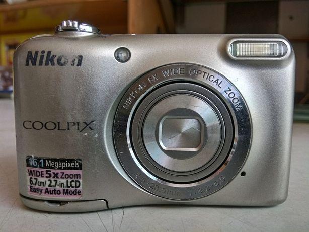 Фотоапарат Nikon COOLPIX L27(потребує ремонту)