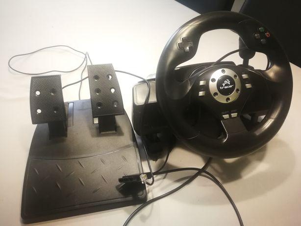 Kierownica Tracer GTR USB/PS3/PC