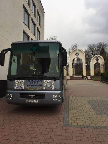 автобус МАN- А.03LION STAR