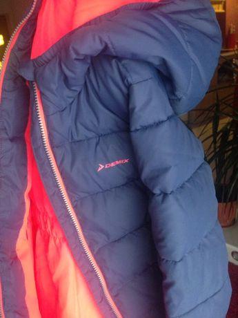 Пуховик Куртка пальто плащ Demix